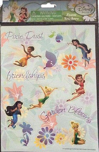 Disney Fairies Tinkerbell Foam Sticker