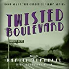 Twisted Boulevard: A Novel of Golden-Era Hollywood Hörbuch von Martin Turnbull Gesprochen von: Lance Roger Axt