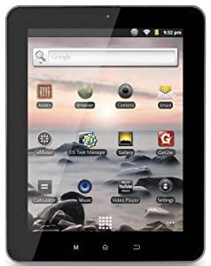 "Coby MID8127 Tablette Tactile 8 "" Android Noir"