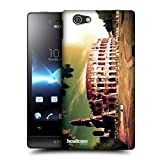 Head Case Designs Colosseo Colosseum Rome Italy Case For Sony Xperia miro ST23i