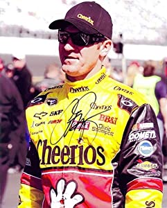 Buy 2011 Clint Bowyer #33 Rheem Coors Pole Award 8X10 Photo SIGNED by Trackside Autographs