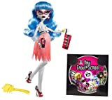 Mattel Monster High Dawn Of The Dance Ghoulia Yelps Doll