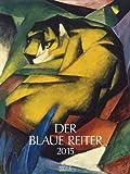 Der Blaue Reiter 2015: Kunst Gallery Kalender