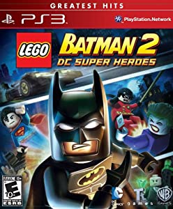 LEGO Batman 2: DC Super Heroes - Playstation 3