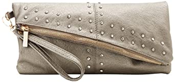 IMoshion Marice 7760C Clutch,Pewter,One Size