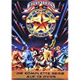 "Galaxy Rangers Komplettbox, Episoden 1-65 (13 DVDs)von ""David Gregg"""