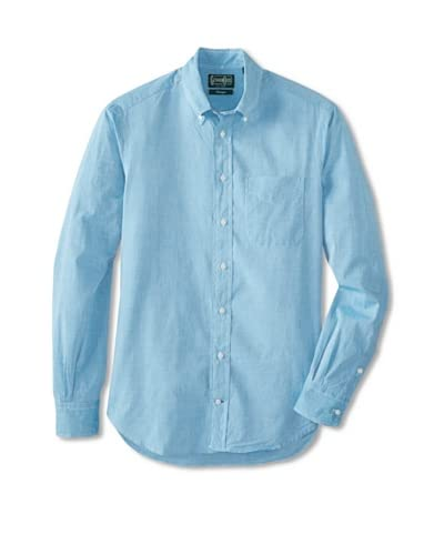 Gitman Vintage Men's Solid Button Down Shirt
