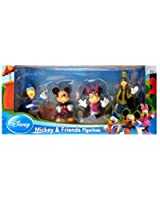 Mickey & Friends - 4 Figurines