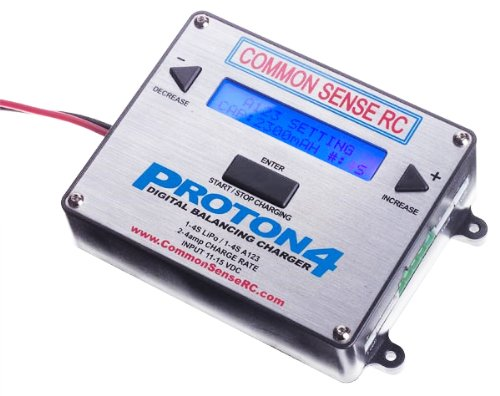 Proton 4 - 4S Lipo Balancing Charger