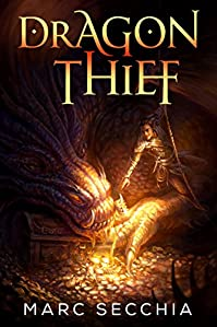 Dragon Thief by Marc Secchia ebook deal