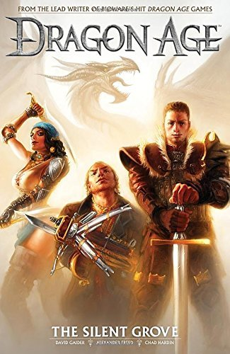 Dragon Age Volume 1: The Silent Grove (Dragon Age (Dark Horse Hardcover)) by Alexander Freed (2012-07-24)