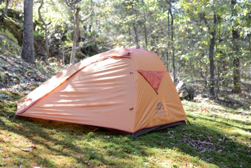 $199.99 $133.96 33% Off & ALPS Mountaineering Zephyr 2 Backpacking Tent Brown - Camping Tent