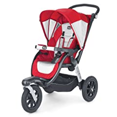 Chicco Activ3 Jogging Stroller, Snapdragon by Chicco