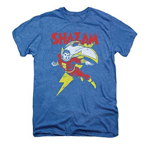 DC Shazam Let's Fly Premium T-Shirt