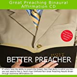 Great Preaching Binaural Subliminal Affirmation CD ~ Davros