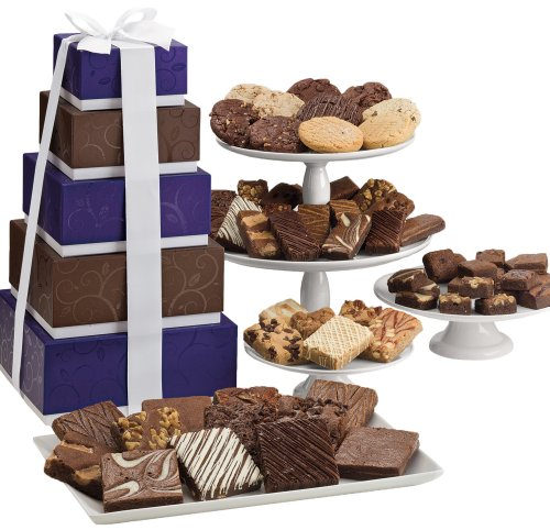 Fairytale Brownies 5-Box Majestic Tower Gift
