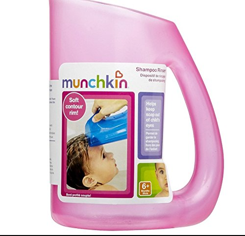 Munchkin-Tear-Free-Shampoo-Rinser-Pink