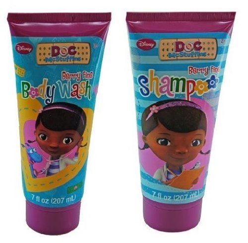Doc McStuffins Body Wash + Shampoo - 1