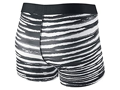 "Nike Pro 3"" Core Compression Tiger Ladies Shorts"