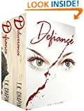Young Adult Fantasy Romance: Defiance Box Set (Belstrom Chronicles)