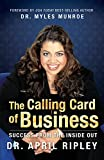 img - for The Calling Card Of Business book / textbook / text book