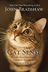Cat Sense: How the New Feline Science Can Make You a Better Friend to Your Pet (Thorndike Press Large Print Nonfiction Series)