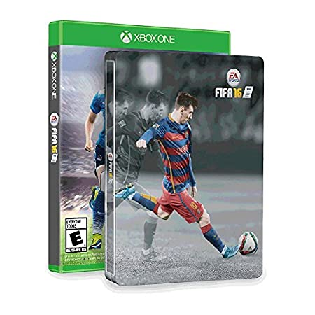 FIFA 16 & SteelBook (Amazon Exclusive) - Xbox One