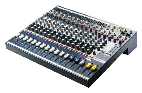 Soundcraft EFX12 12-Channel Audio Mixer (Jbl Dj Mixer compare prices)