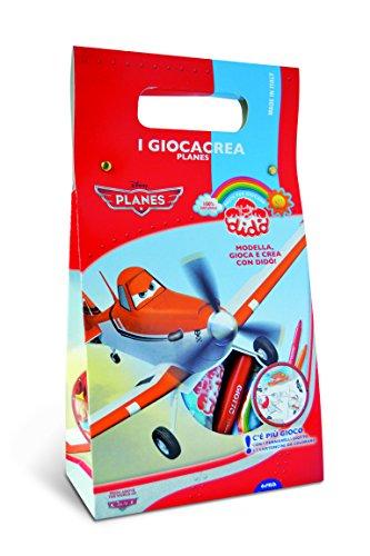 Didò 396200 - Giocacrea Disney Planes Pasta per Giocare