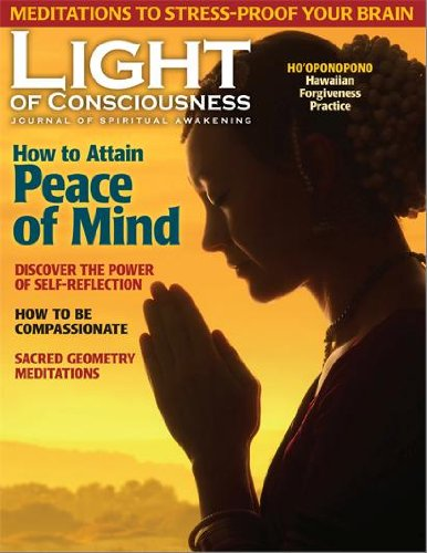Light of Consciousness : Journal of Spiritual Awakening