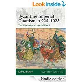 Byzantine Imperial Guards AD 925-1025 (Elite)