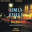 Lonely Street: Bubba Mabry, Book 1 (       UNABRIDGED) by Steve Brewer Narrated by Gene Engene
