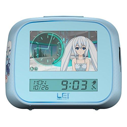 霧島レイ 目覚まし時計 Lei Clock(L)【限定版】