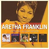 Original Album Series : I Never Loved a Man the Way I Love You / Lady Soul / Aretha Now / Spirit in the Dark / Aretha Live at Fillmore West (Coffret 5 CD)