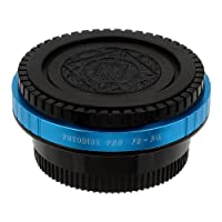 Fotodiox Lens Mount Adapter, Canon FD, FL Lens to Nikon Camera, for Nikon D7100, D7000, D5200, D5100, D3100, D300, D300S, D200, D100, D50, D60, D70, D80, D90, D40, D40x, N70s, D80, D800, D800e, D4, D3, D2, D1, D300, D300s, and D200 by Fotodiox Inc.