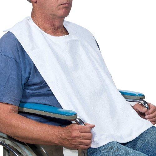 Adult Bibs Velcro