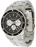 Michael Kors Men's MK8174 Casual Classic Chronograph Black Dial Watch