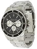 Michael Kors Men's MK8174 Casual Classic Chronograph Black Dial Watch