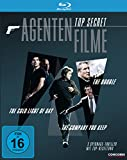 DVD Cover 'Top Secret - Agentenfilme [Blu-ray]