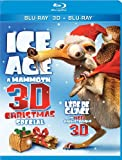 Ice Age: A Mammoth 3D Christmas Special [Blu-ray 3D + Blu-ray]