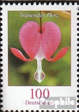 BRD (BR.Deutschland) 2547 (kompl.Ausg.) postfrisch 2006 Blumen (Briefmarken für Sammler)