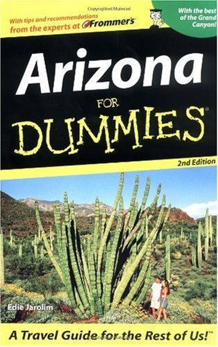 Arizona For Dummies (Dummies Travel)