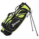 Srixon Lightweight Stand Bag Black Yellow