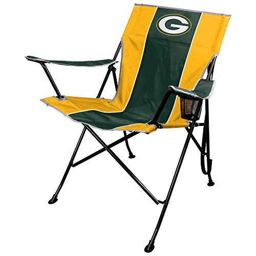 Coleman NFL Green Bay Packers Deluxe Quad Chair (Coleman Mens Watch compare prices)