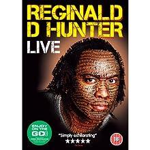 Reginald Hunter Live  by Reginald D. Hunter Narrated by Reginald D. Hunter