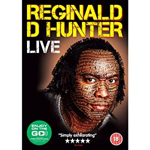 Reginald Hunter Live | [Reginald D. Hunter]