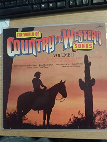 Johnny Cash, Rusty Draper, Jerry Lee Lewis, Willie Nelson, Dave Dudley.. / Vinyl record [Vinyl-LP]