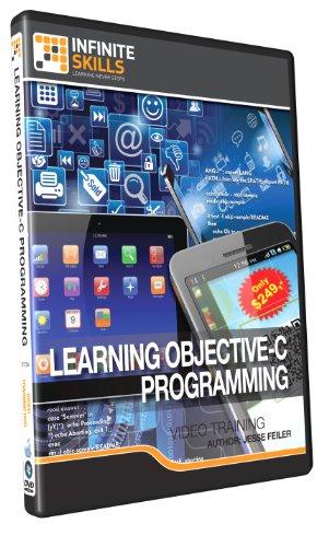 Infinite Skills - Learning Objective C Programming Training DVD (PC/Mac)