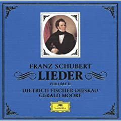 Schubert: Lieder (Vol. 2) (9 CDs)