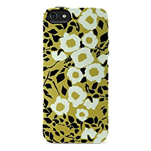 Belkin Tracy Reese Floral Pattern Cell Phone Case for iPhone 5 - Black/White from Belkin Components